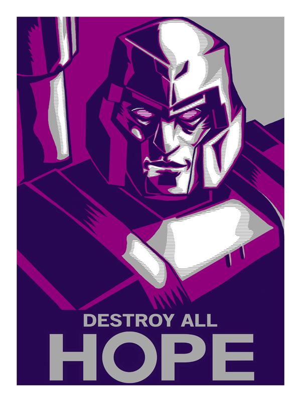 Destroy All HOPE