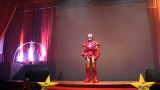 High School Principal in Taiwan shows up as Iron Man at graduation ceremony