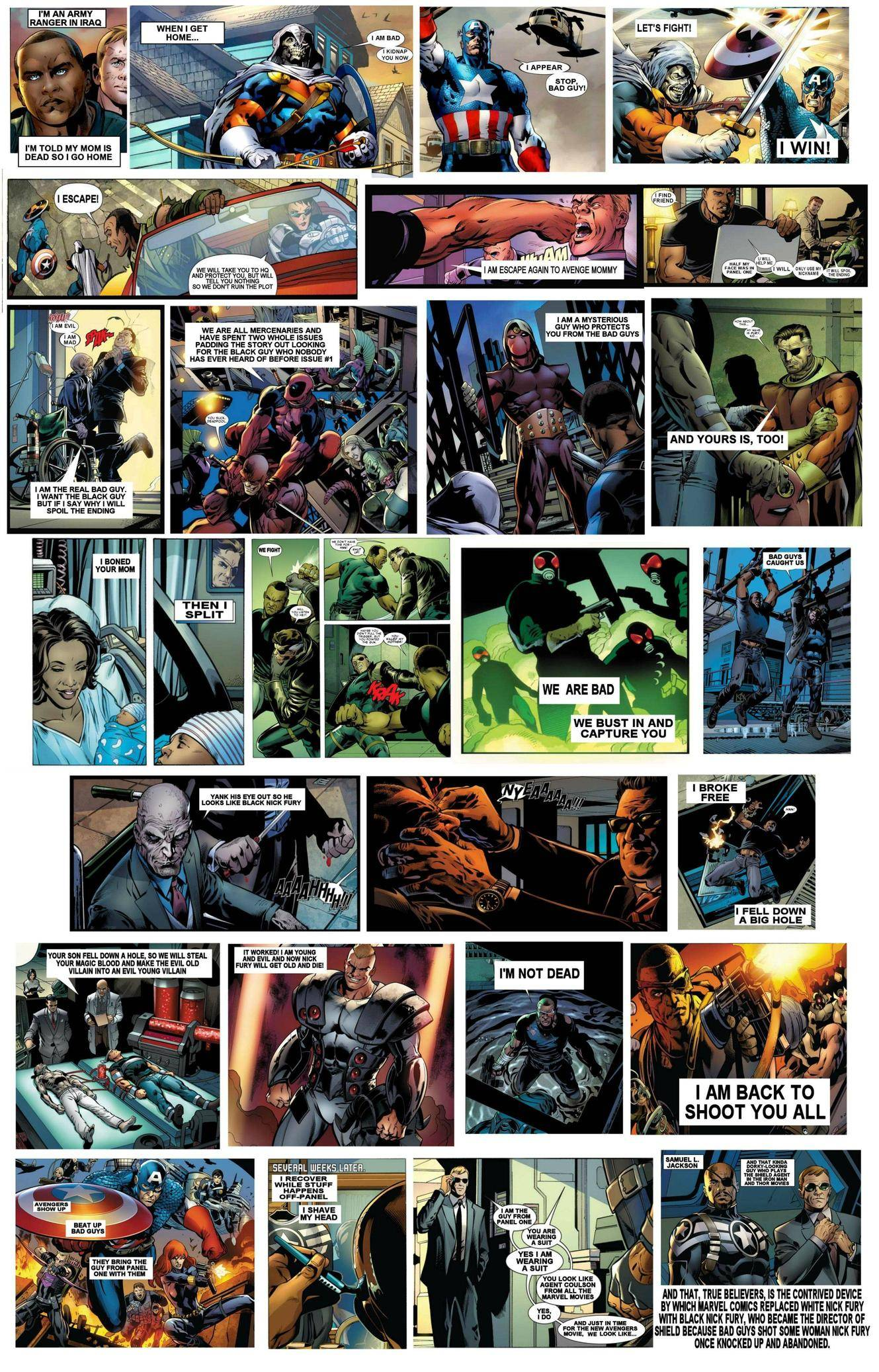 marvel comics to read