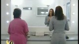 Hilarious bathroom mirror prank