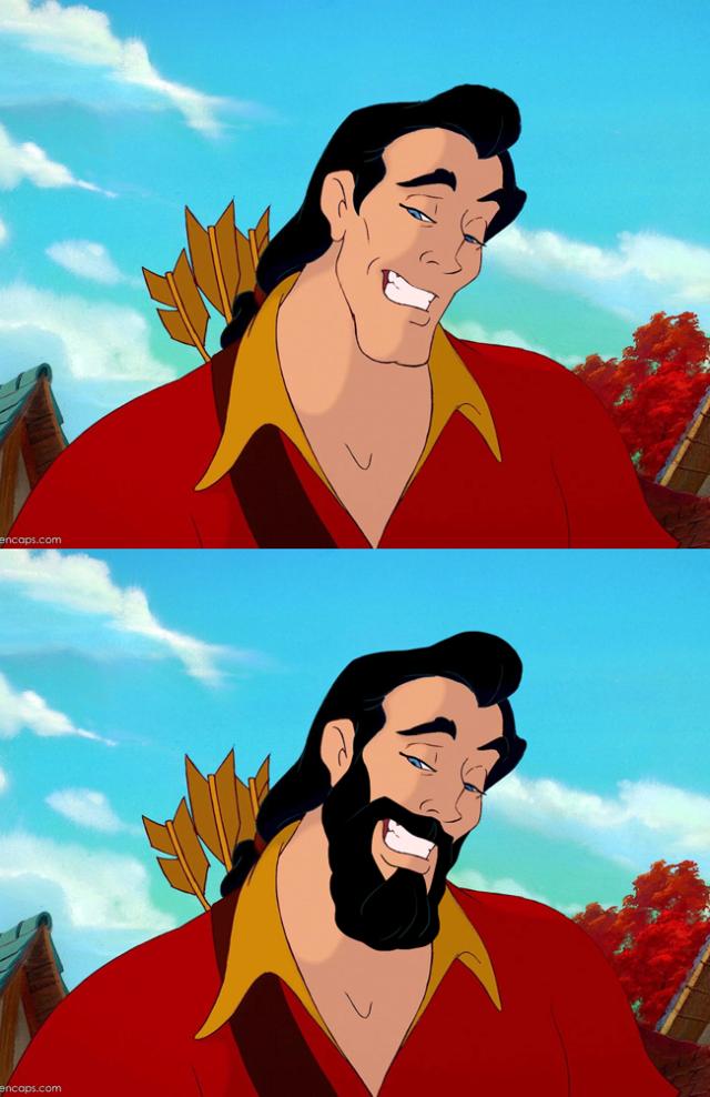 4 - Gaston