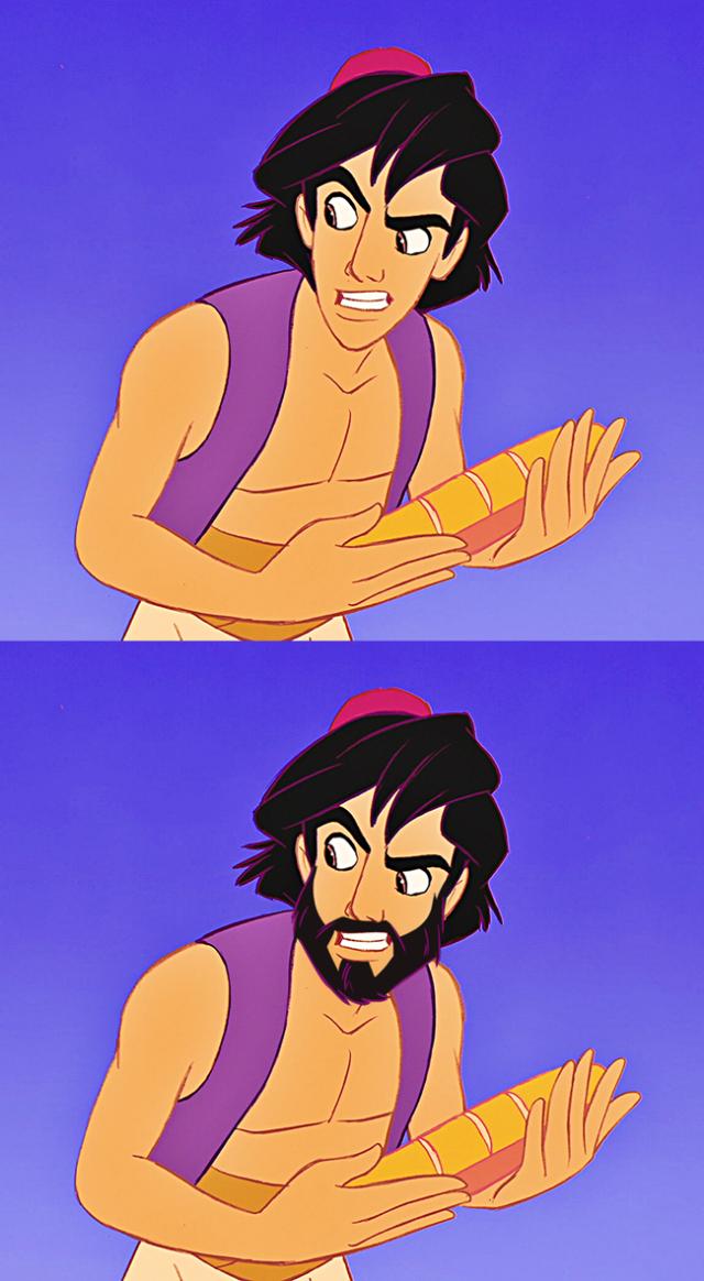 6 - Aladdin