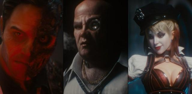 arkhamknight-villains
