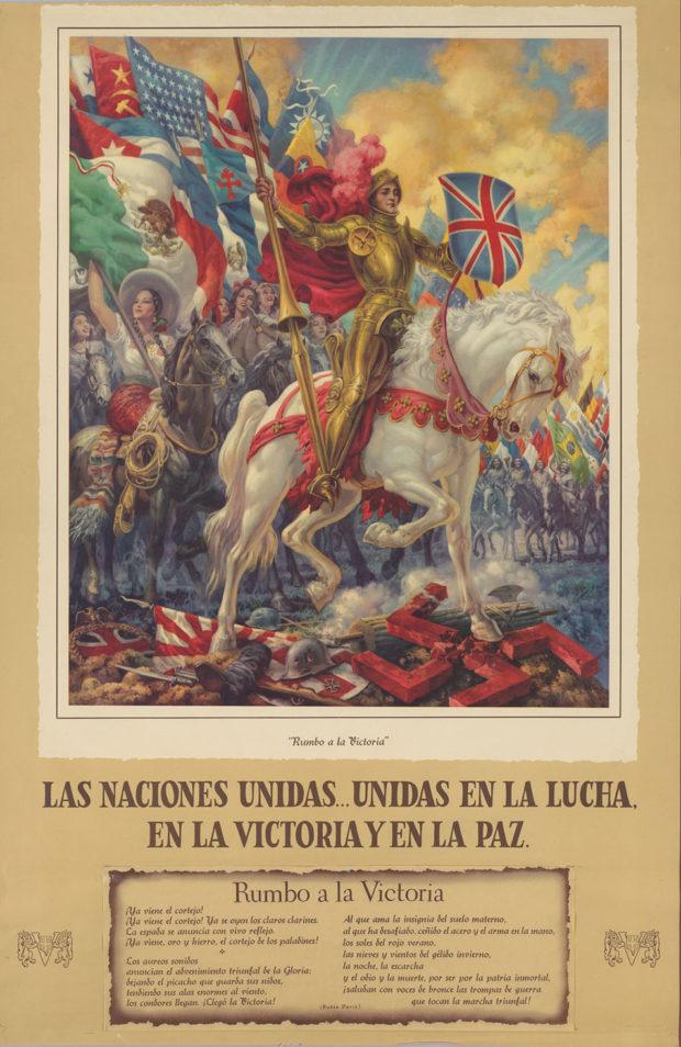 Mexico WW2 propaganda