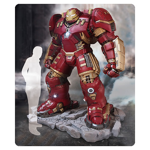 Avengers: Age of Ultron life-Size Hulk Buster