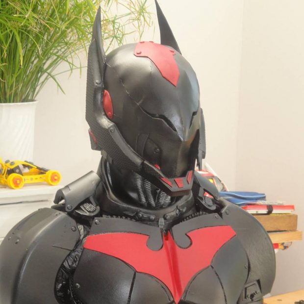 Batman Beyond armor