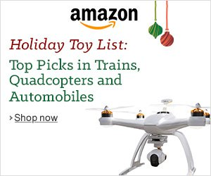 Amazon Holiday Toy List