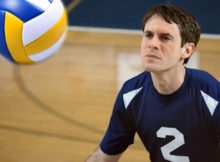 The Man! The Myth! The Legend! – Scott Sterling Plays Volleyball