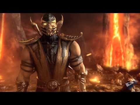 Mortal Kombat 2011 trailer – Kratos??? (PS3 Version) – Retrohelix com