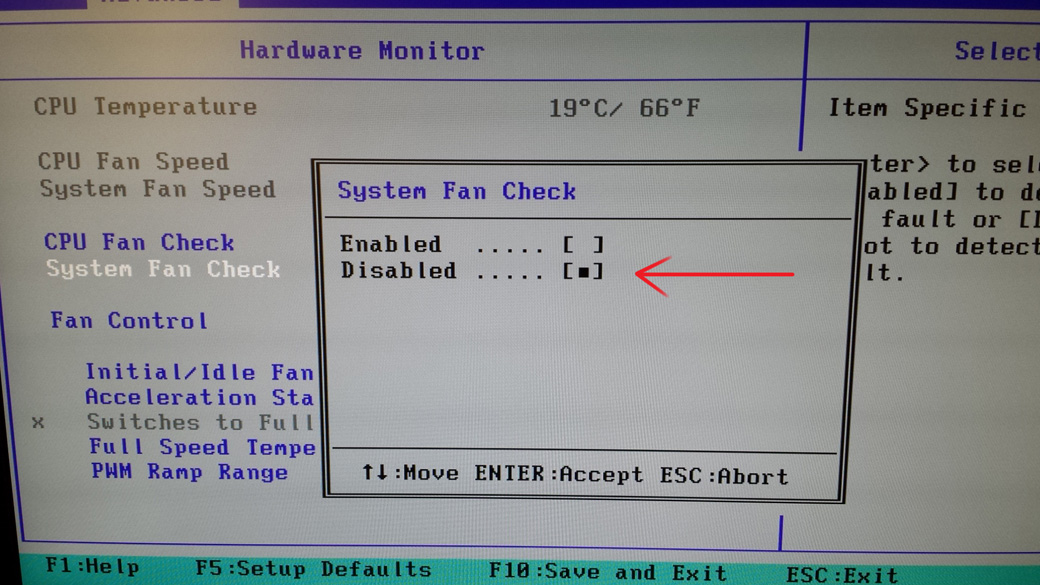 How to fix the F2 system fan error on some HP computers – Retrohelix com